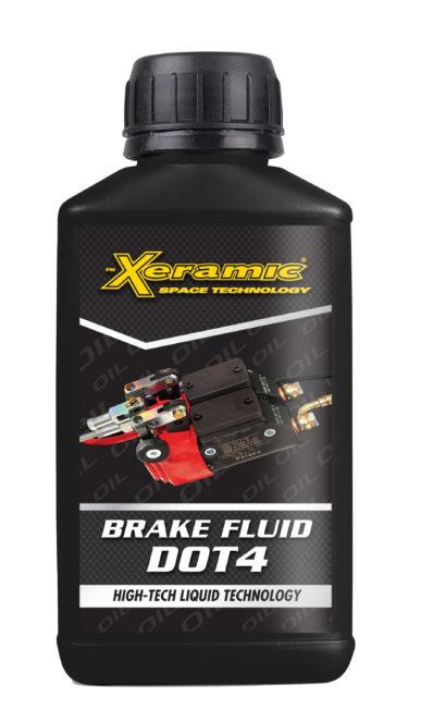 20475 Xeramic Brake Fluid DOT4 250ml